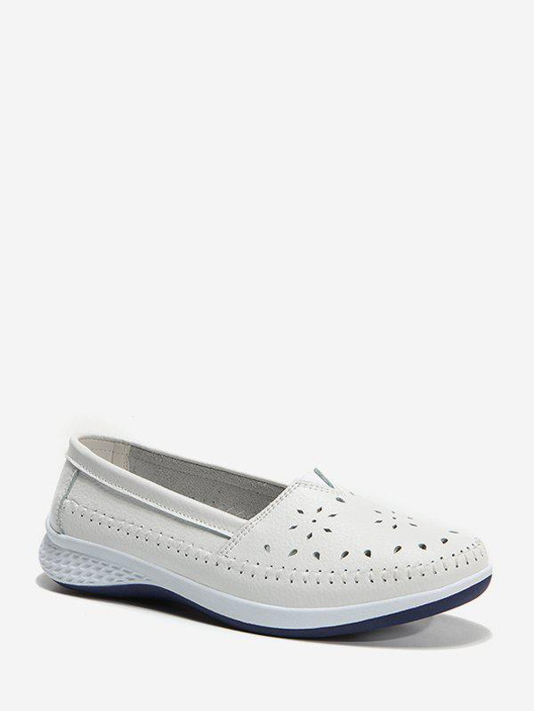 Chic Lounge Breathable Slip On Shoes