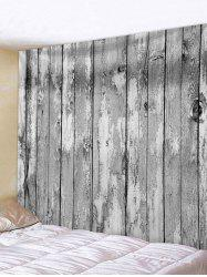 Wood Board Print Tapestry Wall Hanging Art Decoration -