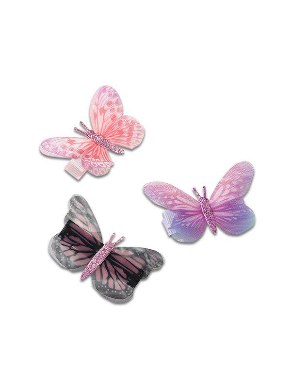Affordable Chic Butterfly Design Hairpins Set
