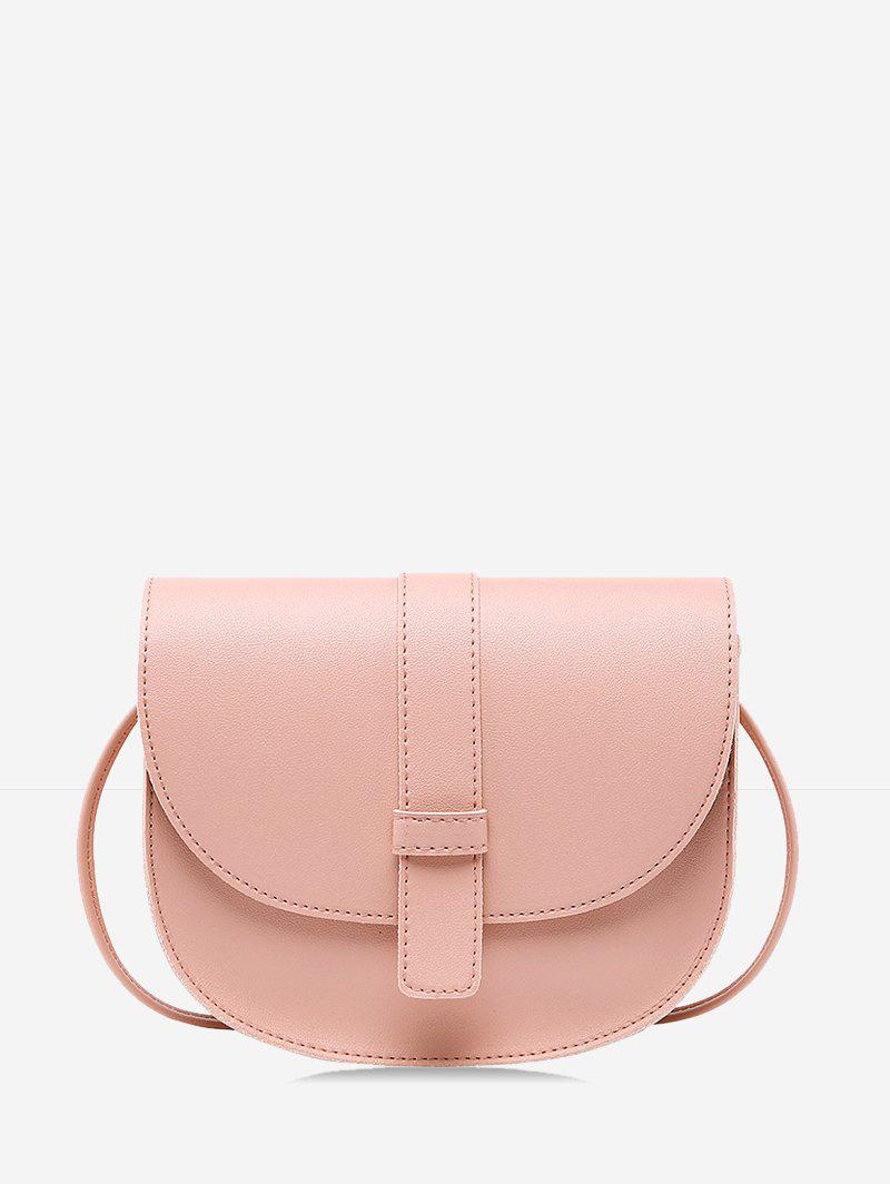 Trendy Simple Crossbody Messenger Leisure Small Square Shoulder Bag