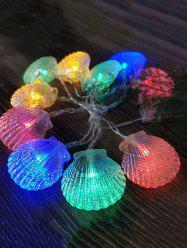 4 Meters Shell Shape Decorative LED String Lights -