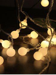 10 Meters Ball Decorative LED String Lights -