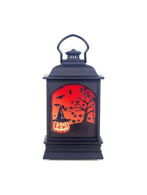 Store Halloween Pattern Hanging Decoration Light