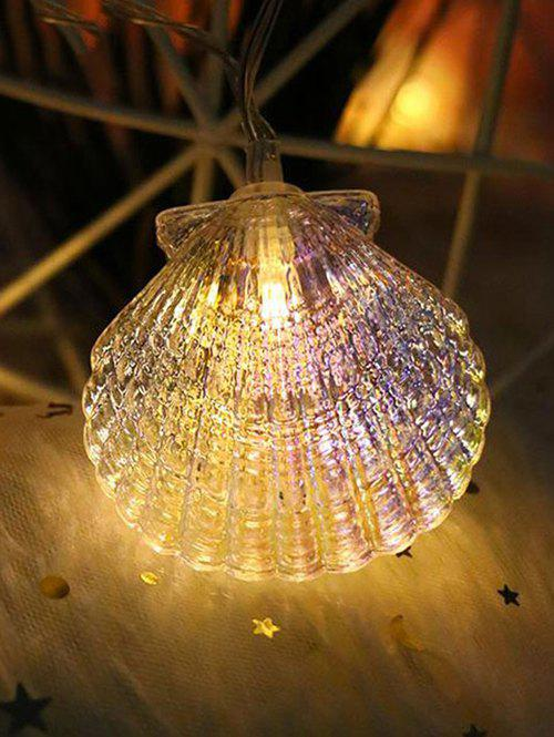 Unique 4 Meters Shell Shape Decorative LED String Lights
