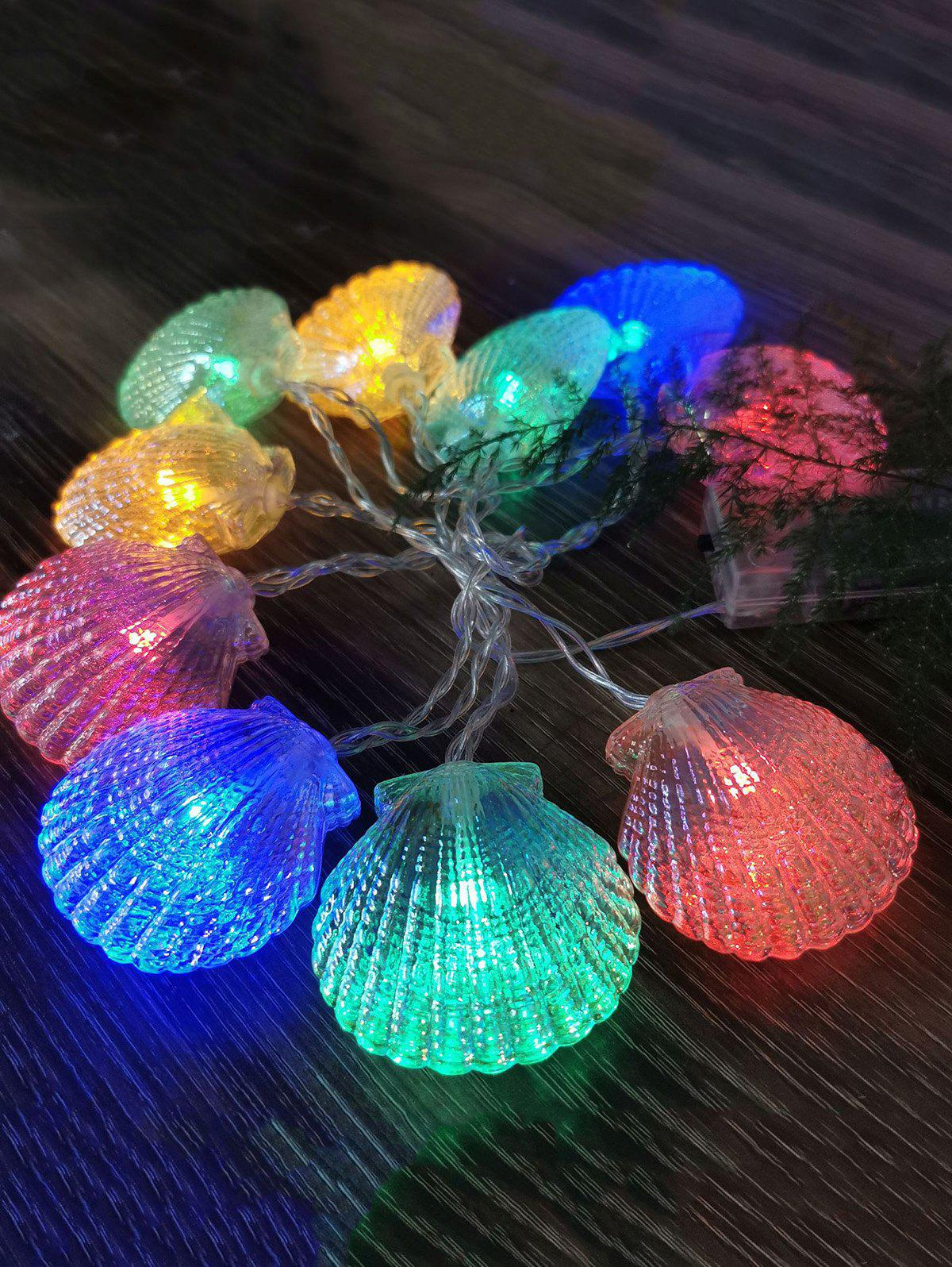 Trendy 4 Meters Shell Shape Decorative LED String Lights