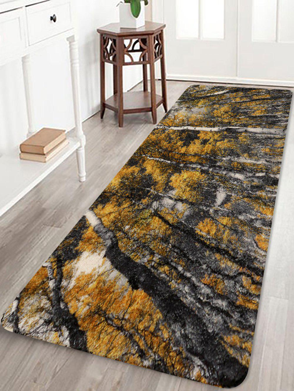 Shop Forest Print Floor Rug