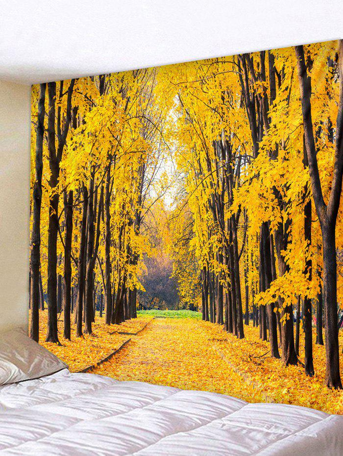 New Maple Tree Pattern Tapestry