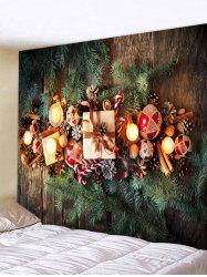Christmas Gift Pattern Tapestry -