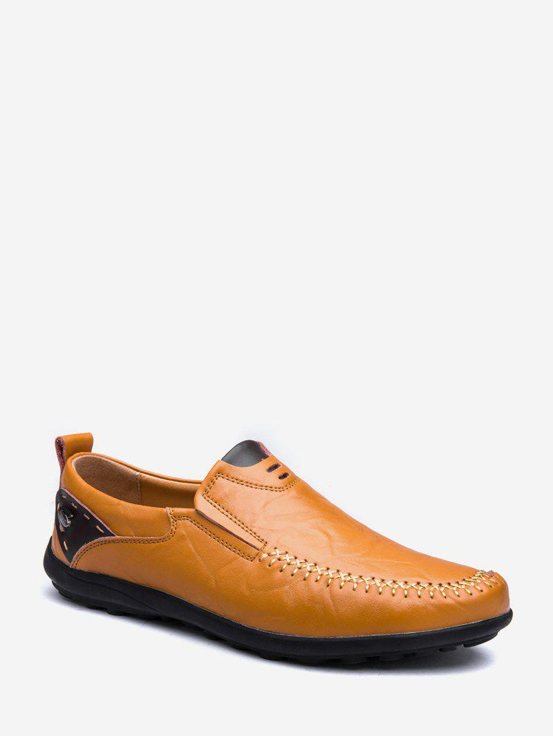 Outfit Moc Toe Slip On Doug Shoes