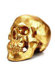 Halloween Skull Shape Decorative Coin Bank -