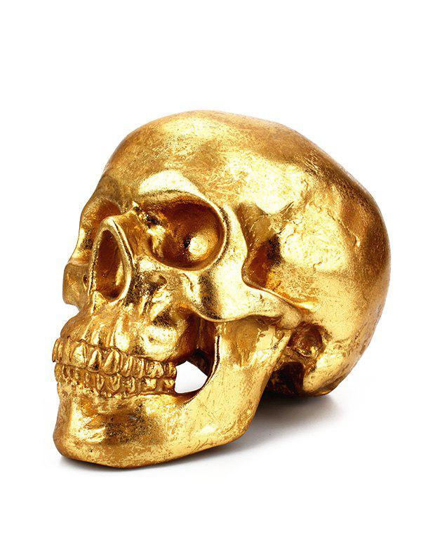 Online Halloween Skull Shape Decorative Coin Bank