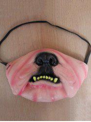 Funny Halloween Party Decoration Latex Mask -