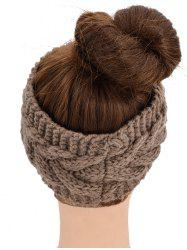 Knitting Wool Hair Band -