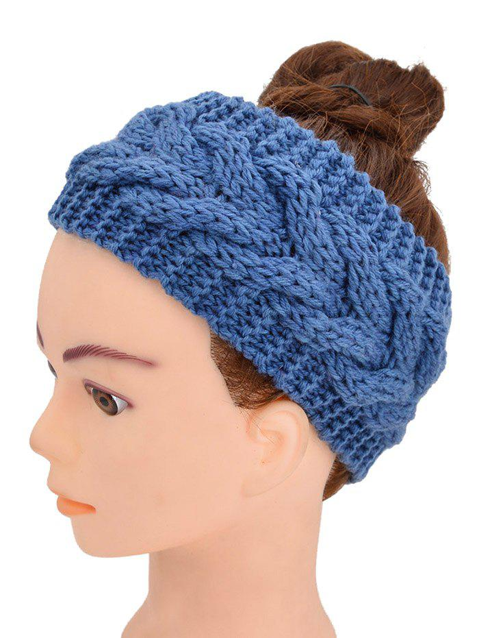 Outfit Knitting Wool Hair Band