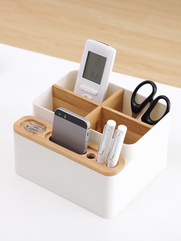 Fancy Multi-functional Desktop Home Storage Box