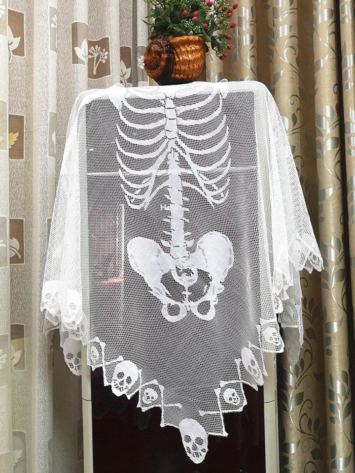 New Halloween Party Skull Cape