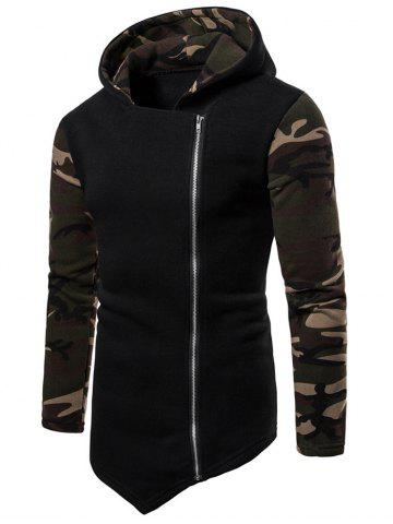 Camouflage | Hoody | High | Low