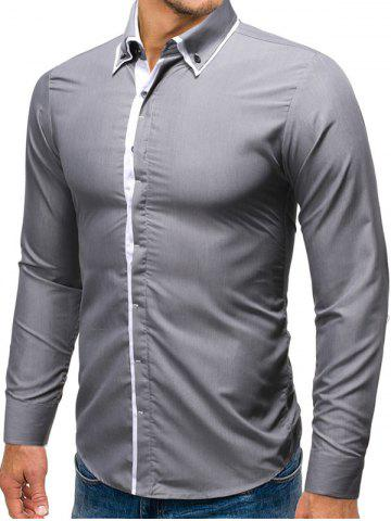 Long sleeved Button down Shirt - from $12.48
