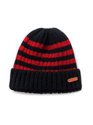Outdoor Casual Woolen Winter Knitted Hat -