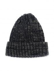 Knitted Simple Winter Elastic Classic Hat -