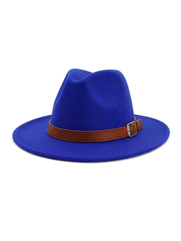 Discount Buckle Design Jazz Floppy Hat