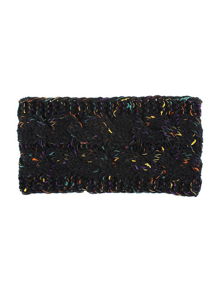 Latest Brushed-wool Winter Knitted Hair Band