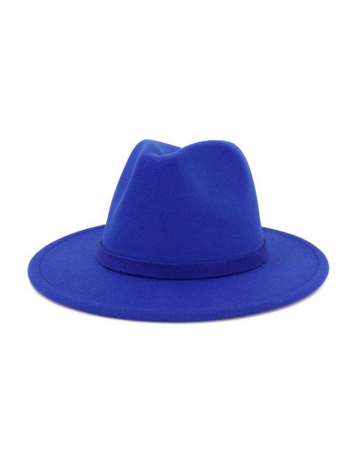 Buy Classic Woolen Floppy Jazz Hat