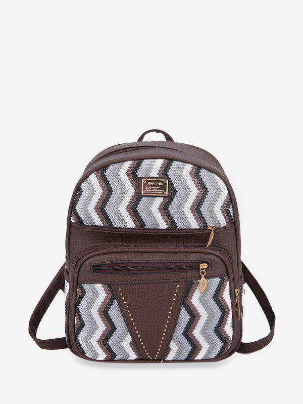 Trendy Casual Bohemia Outdoor Backpack
