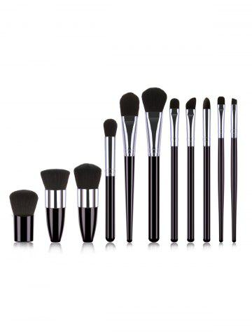 11Pcs Multifunction Beauty Makeup Brushes Set