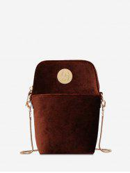 Mini Solid Chain Shoulder Bag -