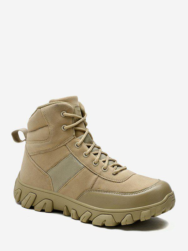 Hot Non Slip Outdoor Combat Ankle Boots