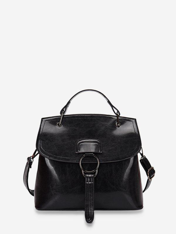 Buy Solid Crossbody Shoulder Bag