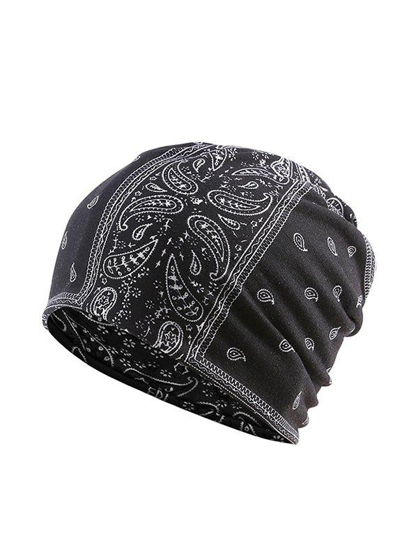 Discount Geometric Pattern Sports Scarf Hat