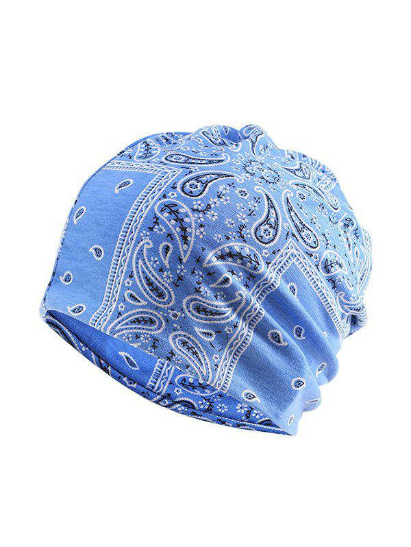 Store Geometric Pattern Sports Scarf Hat