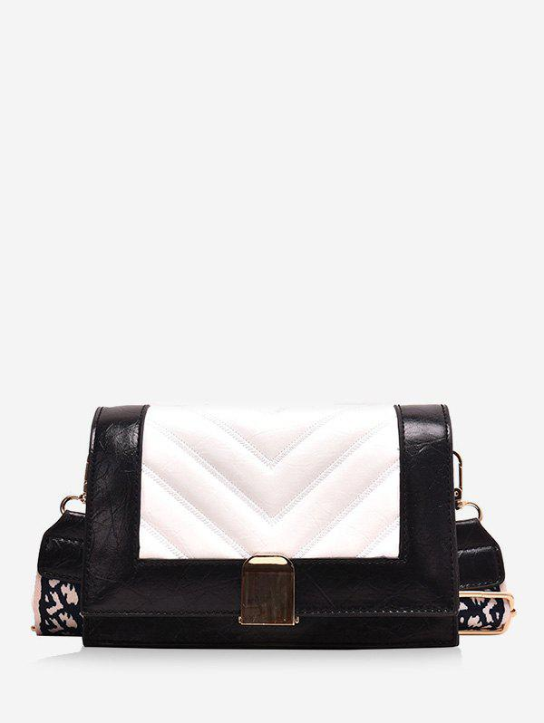 Chic Square Single Shoulder Bag
