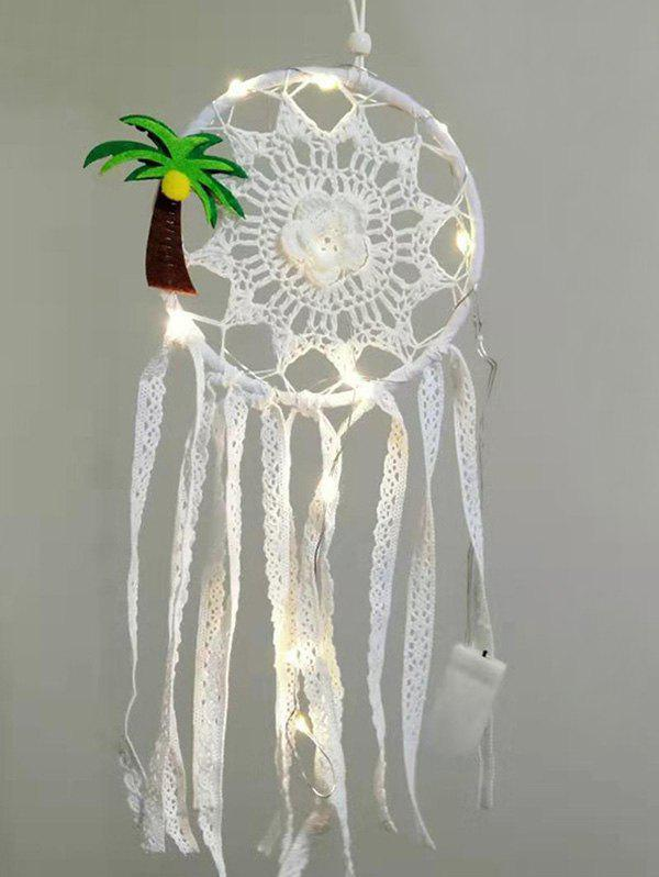 Fashion Lace Floral Design Dream Catcher