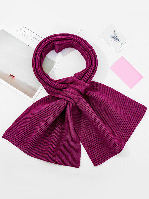 Buy Winter Double-knit Criss Cross Long Scarf