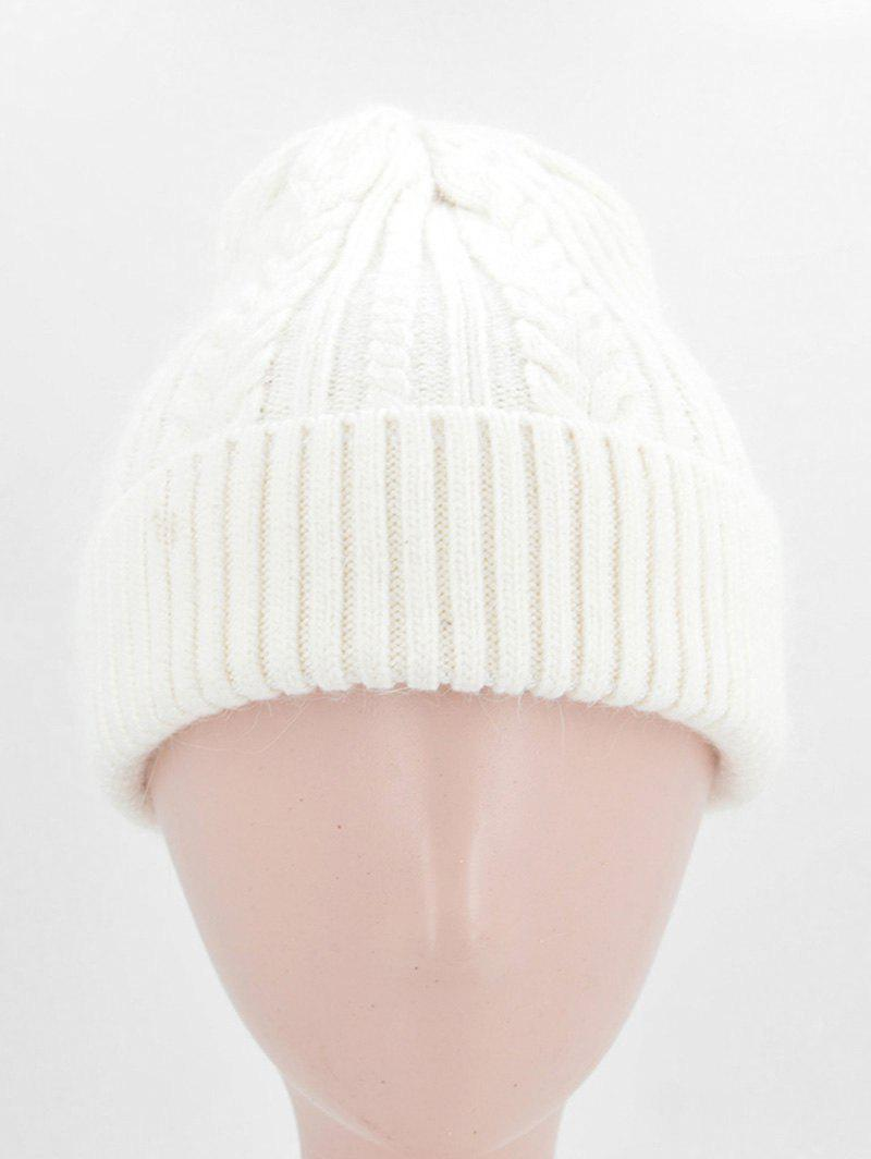 Discount Knitted Soft Elastic Winter Hat