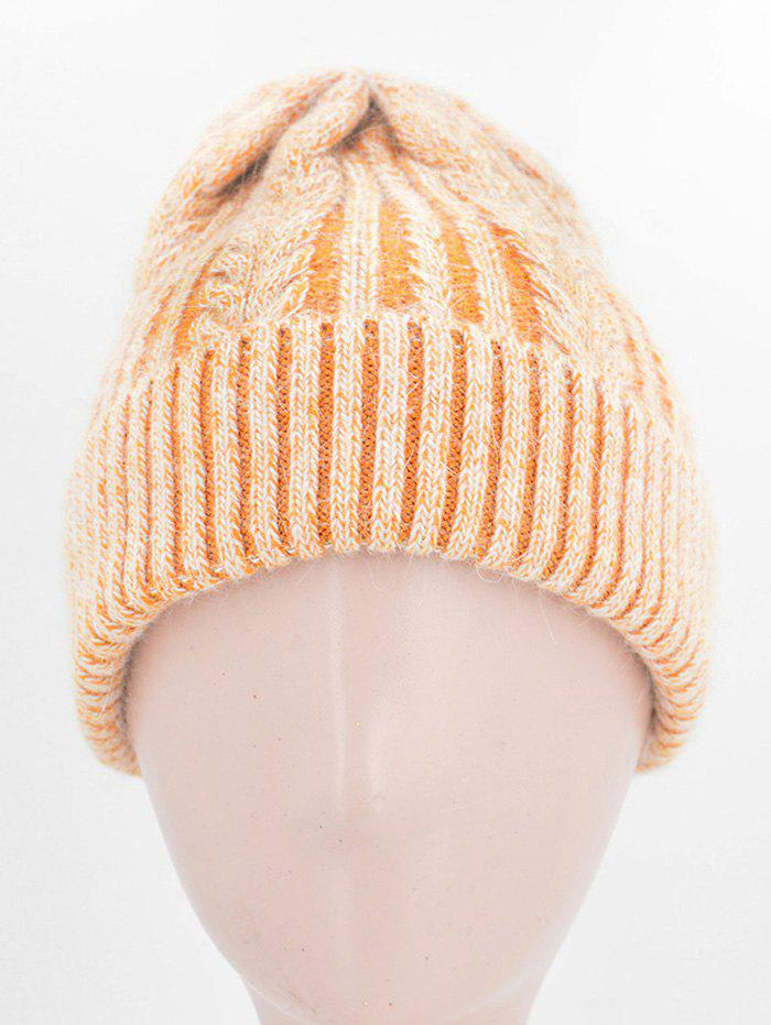 Fashion Knitted Soft Elastic Winter Hat