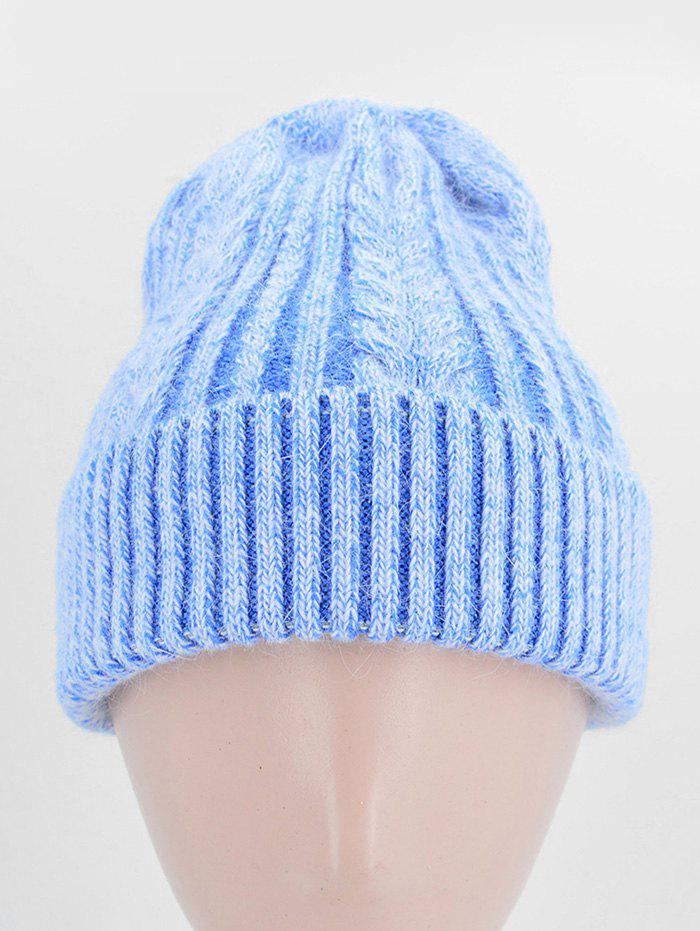 Outfits Knitted Soft Elastic Winter Hat