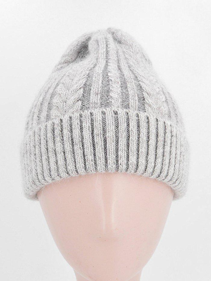 Hot Knitted Soft Elastic Winter Hat
