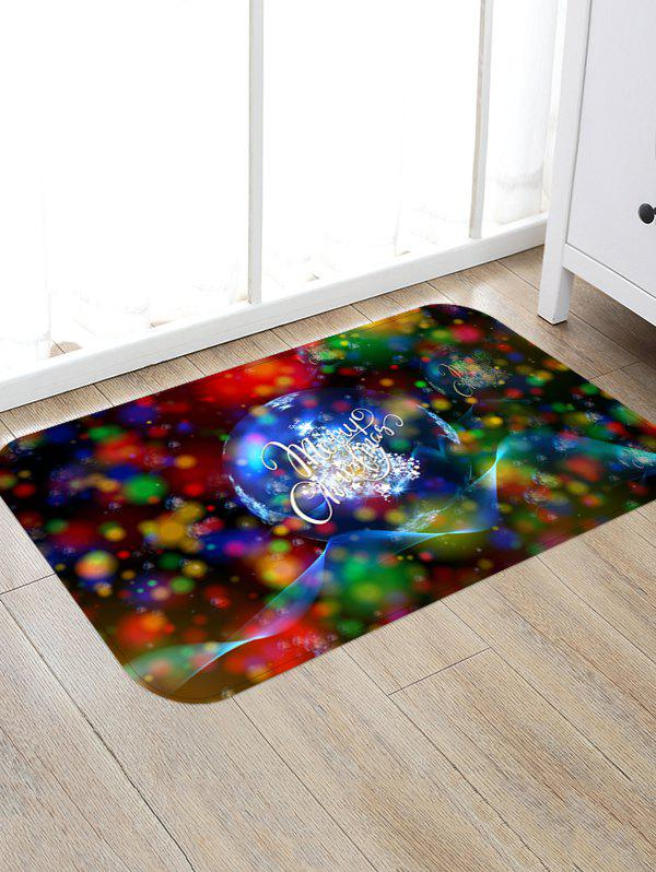 New Merry Christmas Pattern Floor Rug