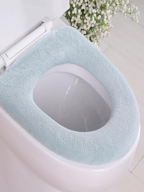 Trendy Cotton Warm Toilet Cover