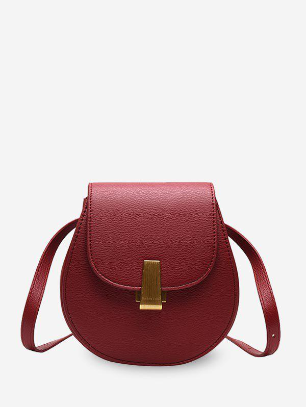 Unique Simple Solid Shell Shape Single Shoulder Bag