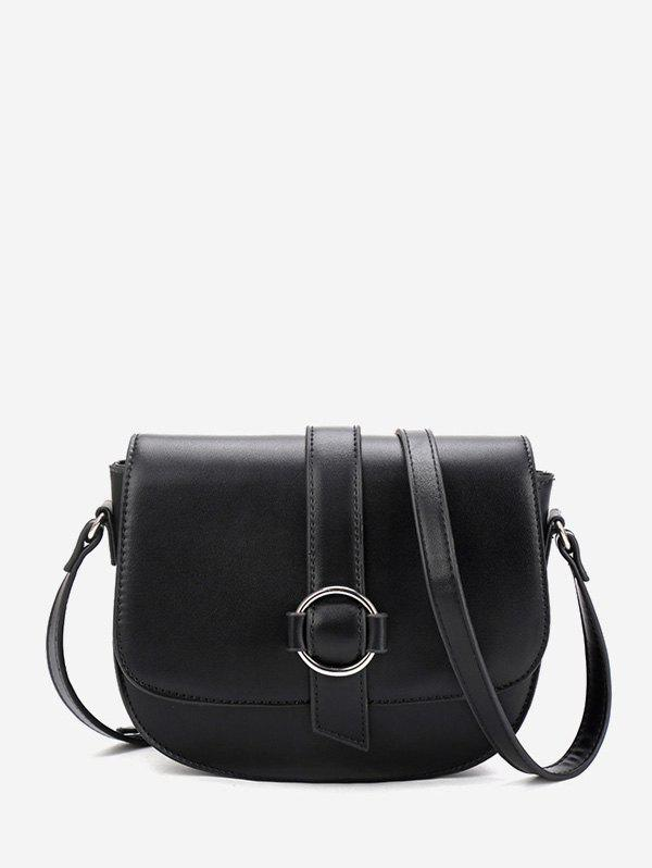 Buy Solid Cover Crossbody Simple Shoulder Bag