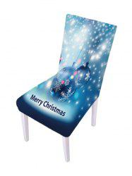 Christmas Design Elastic Chair Covers -