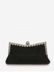 Antique Banquet Evening Clutch Bag -
