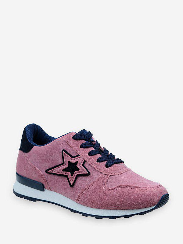 Sale Star Graphic Low Top Outdoor Sneakers