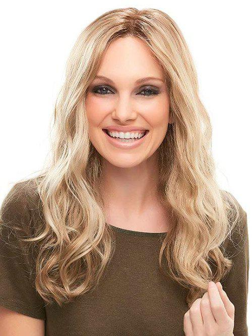 Trendy Body Wave Synthetic Ombre Long Wig