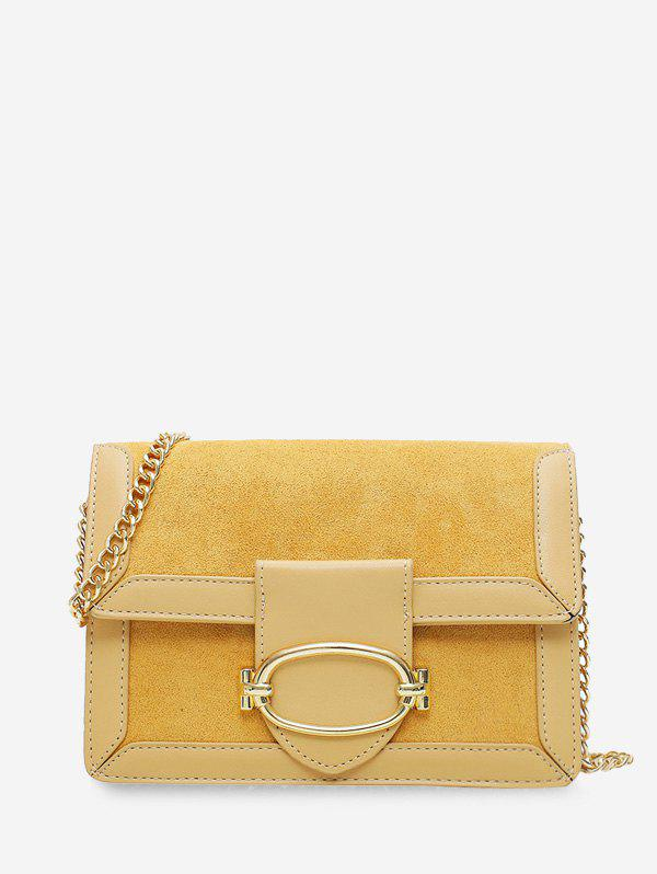 Cheap Crossbody Square Jointed Shoulder Bag